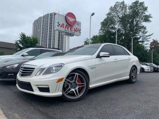 Used 2011 Mercedes-Benz E-Class E 63 AMG for sale in Cambridge, ON