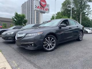 Used 2015 Acura TLX V6 Elite for sale in Cambridge, ON