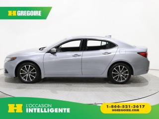 Used 2016 Acura TLX V6 AWD A/C MAGS for sale in St-Léonard, QC