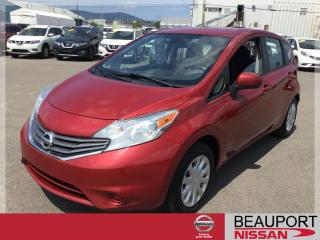 Used 2014 Nissan Versa Note 1.6 SV CVT ***BALANCE GARANTIE*** for sale in Beauport, QC