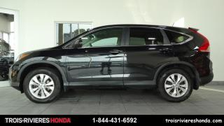 Used 2012 Honda CR-V EX-L for sale in Trois-Rivières, QC