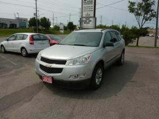 Used 2010 Chevrolet Traverse 1LS, VERY CLEAN for sale in Kitchener, ON