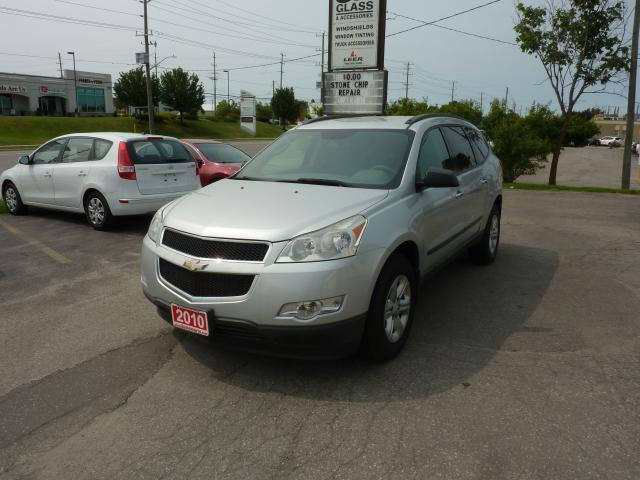 2010 Chevrolet Traverse 1LS, VERY CLEAN