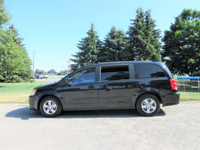 2011 Dodge Grand Caravan SXT- Full Stow N Go