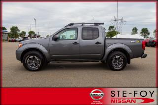 Used 2019 Nissan Frontier PRO-4X Awd Crew cab * Gps * Toit ouvrant for sale in Ste-Foy, QC