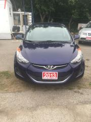 Used 2013 Hyundai Elantra GL for sale in Mississauga, ON