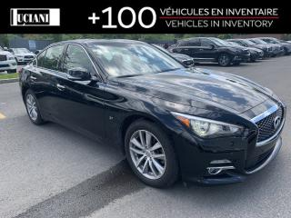 Used 2015 Infiniti Q50 2015 Infiniti -Awd for sale in Montréal, QC