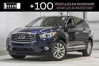Used 2015 Infiniti QX60 2015 Infiniti QX60 - AWD !! PREMIUM, GPS, 360! for sale in Montréal, QC