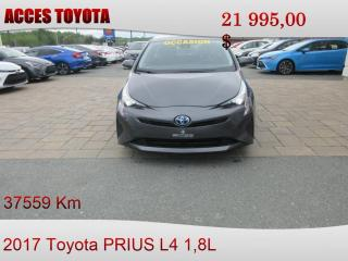 Used 2017 Toyota Prius 5-DR LIFTBACK for sale in Rouyn-Noranda, QC