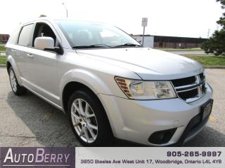 Used 2011 Dodge Journey SXT - 3.6L - 5 PASSENGER for sale in Woodbridge, ON
