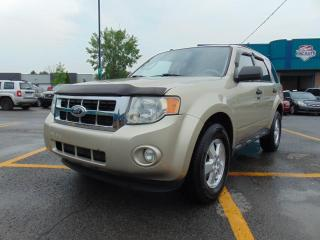 Used 2010 Ford Escape 4 portes, traction avant, 4 cyl. en lign for sale in St-Eustache, QC