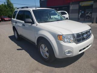 Used 2011 Ford Escape XLT AWD for sale in Châteauguay, QC