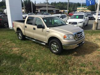Used 2008 Ford F-150 FX4 for sale in Duncan, BC