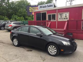 Used 2011 Chevrolet Cruze LS for sale in Toronto, ON