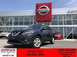 Used 2015 Nissan Rogue SV  - CRUISE - BLUETOOTH - CAMÉRA DE RECUL for sale in Donnacona, QC