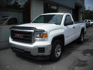 Used 2015 GMC Sierra 1500 2 RM, Cabine ordinaire, for sale in Repentigny, QC