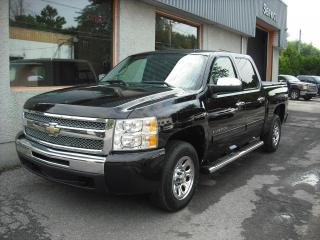 Used 2011 Chevrolet Silverado 1500 4 roues motrices, cabine multiplace for sale in Repentigny, QC