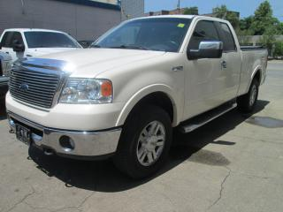 Used 2007 Ford F-150 4WD 5.4L Leather| Sunroof. for sale in Toronto, ON