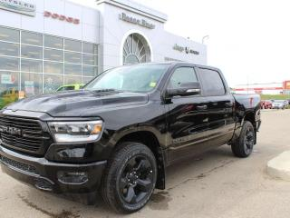 New 2019 RAM 1500 SPORT for sale in Peace River, AB