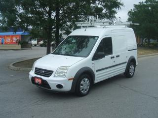 Used 2011 Ford Transit Connect XLT LADDER RACK for sale in York, ON