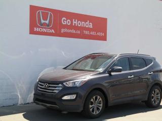 Used 2016 Hyundai Santa Fe Sport Luxury, AWD, LEATHER for sale in Edmonton, AB