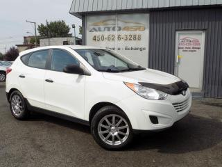 Used 2011 Hyundai Tucson ***GL,AUTOMATIQUE,AIR CLIM,*** for sale in Longueuil, QC