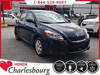 Used 2011 Toyota Matrix Familiale manuelle 4 portes à traction for sale in Charlesbourg, QC