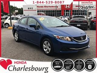 Used 2015 Honda Civic LX 4 portes, boîte automatique for sale in Charlesbourg, QC