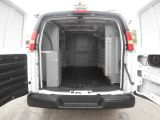 2012 Chevrolet Express 3500 3500 Cargo Ladder Rack Divider Shelving ONLY 122Km