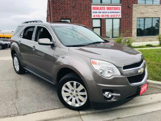 Used 2011 Chevrolet Equinox LT for sale in Rexdale, ON