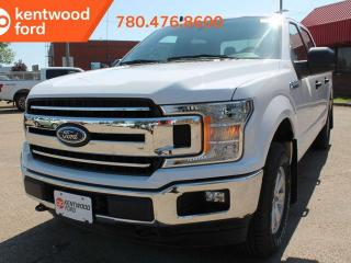 New 2019 Ford F-150 XLT 300A, 3.3L PFDI 4X4 Supercrew, Auto Start/Stop, Remote Keyless Entry, Rear View Camera for sale in Edmonton, AB