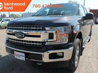 New 2019 Ford F-150 XLT 300A, 2.7L Ecoboost 4X4 Supercrew, Auto Start/Stop, Keyless Entry, Rear View Camera for sale in Edmonton, AB