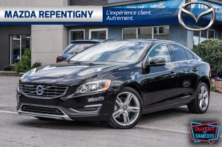 Used 2016 Volvo S60 2016 Volvo S60 - 4dr Sdn T5 Special Edition Premie for sale in Repentigny, QC