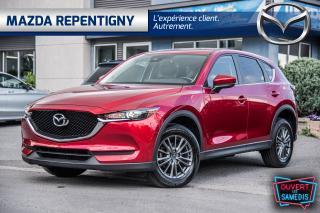 Used 2017 Mazda CX-5 GS for sale in Repentigny, QC