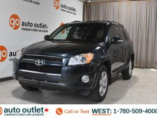 Used 2012 Toyota RAV4 Limited, 2.5L I4, 4wd, Navigation, Heated leather seats, Backup camera, Sunroof, Bluetooth for sale in Edmonton, AB