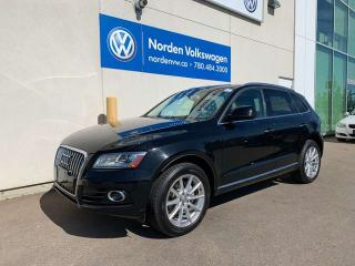 Used 2016 Audi Q5 2.0T TECHNIK QUATTRO AWD - LEATHER / NAVI / SUNROOF for sale in Edmonton, AB
