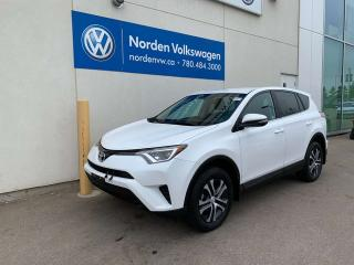 Used 2016 Toyota RAV4 LE AWD for sale in Edmonton, AB