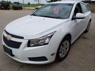 Used 2012 Chevrolet Cruze LT Turbo w/1SA for sale in Dundalk, ON