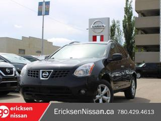 Used 2010 Nissan Rogue SL l AWD l Nav l Leather for sale in Edmonton, AB