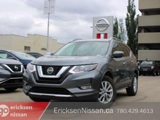 Used 2018 Nissan Rogue SV l CPO l AWD l Backup Camera for sale in Edmonton, AB