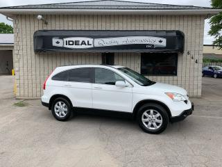 Used 2008 Honda CR-V EX-L for sale in Mount Brydges, ON