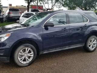 Used 2017 Chevrolet Equinox LS AWD - Backup Camera - LOW Mileage - Power Options - Certified - And More! for sale in Edmonton, AB