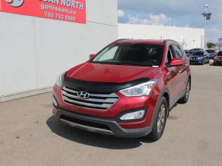 Used 2014 Hyundai Santa Fe Sport Premium/AWD/ONE OWNER/HEATED SEATS for sale in Edmonton, AB