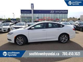 Used 2017 Chrysler 200 S/AWD/BACK UP CAMERA/BLUETOOTH for sale in Edmonton, AB