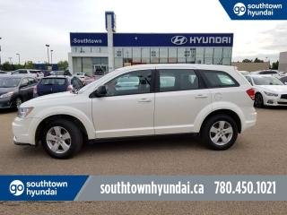 Used 2013 Dodge Journey SE/BLUETOOTH/CRUISE/PUSH START BUTTON for sale in Edmonton, AB