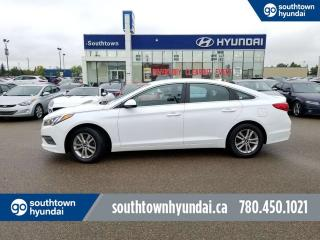 Used 2017 Hyundai Sonata GL/BLUETOOTH/HEATED SEATS/POWER OPTIONS for sale in Edmonton, AB