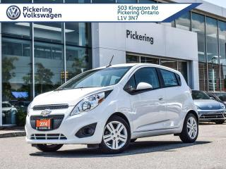 Used 2014 Chevrolet Spark LT - AUTO/AC!! for sale in Pickering, ON