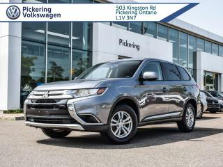 Used 2017 Mitsubishi Outlander ES for sale in Pickering, ON