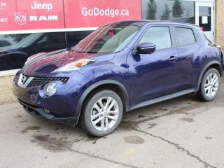 Used 2015 Nissan Juke SL AWD / Sunroof / GPS Navigation / Back Up Camera for sale in Edmonton, AB