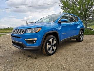 Used 2019 Jeep Compass NORTH for sale in Edmonton, AB